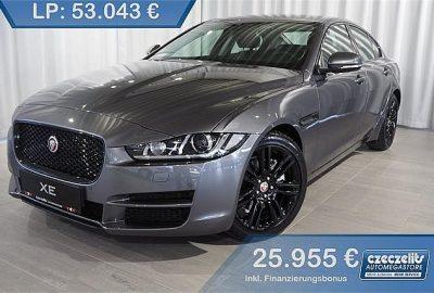 Jaguar XE 20d Prestige Aut. bei Czeczelits Automegastore in