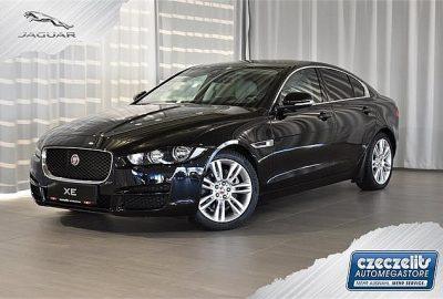 Jaguar XE D180 S Aut. bei Czeczelits Automegastore in
