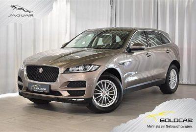 Jaguar F-Pace 30d AWD Prestige Aut. bei Czeczelits Automegastore in